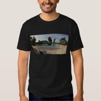 Ocala swimming pool tee shirt
