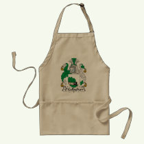 O'Callaghan Family Crest Apron