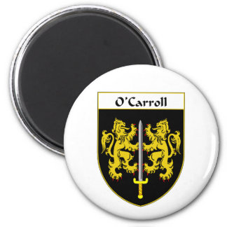 O'Carroll Coat of Arms/Family Crest Magnet