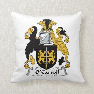 O'Carroll Family Crest Pillows