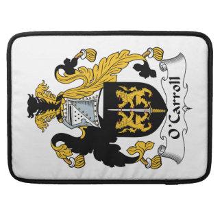 O'Carroll Family Crest Sleeve For MacBooks