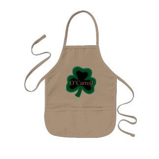 O'Carroll Irish Kids' Apron