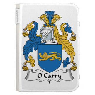 O'Carry Family Crest Kindle Keyboard Covers