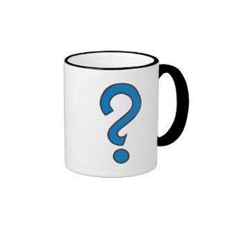 Ocasión - azul taza de dos colores