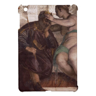 Ocasión que corona a un hombre durmiente de Paolo