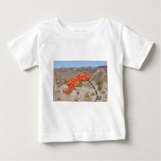 Ocatillo Bloom 01 Baby T-Shirt