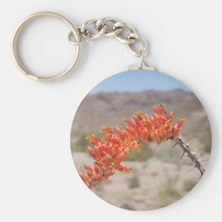Ocatillo Bloom 01 Keychain