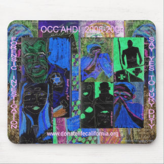 OCC AHDI 2008-2009 Annual Event Mouse Pad