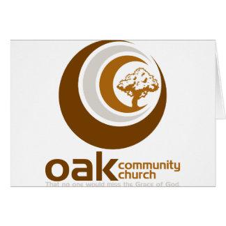 OCC Full Color Logo Card
