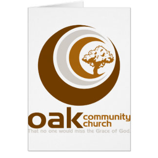 OCC Full Color Logo Card