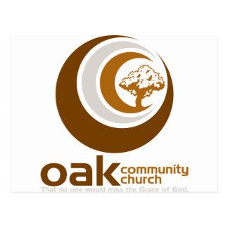 OCC Full Color Logo Postcard