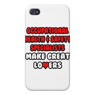 Occ Health Specialists Make Great Lovers iPhone 4/4S Cases