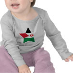 Occidental+Estrella de Sáhara Camiseta