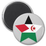 Occidental+Estrella de Sáhara Imán De Frigorifico