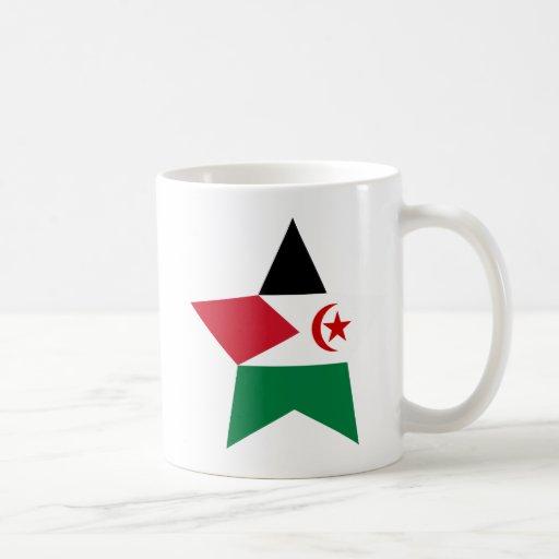 Occidental+Estrella de Sáhara Tazas