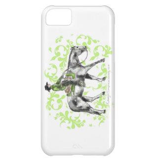 Occidental verde carcasa iPhone 5C