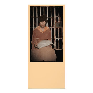 Occoquan Workhouse (Prison) and Women Rack Card Template