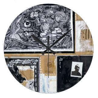 occular Guy Clock