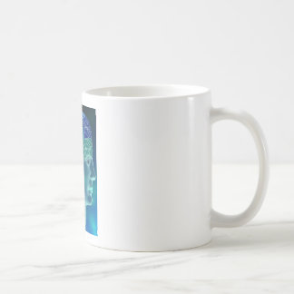 Occult Collection - Phrenology Coffee Mug