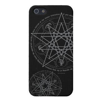 Occult Communications Cover For iPhone SE/5/5s