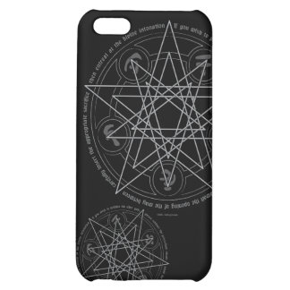 Occult Communications iPhone 5C Covers
