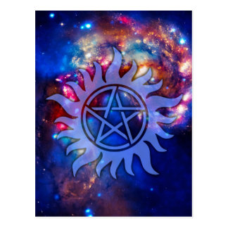 Occult Cosmos Postcard
