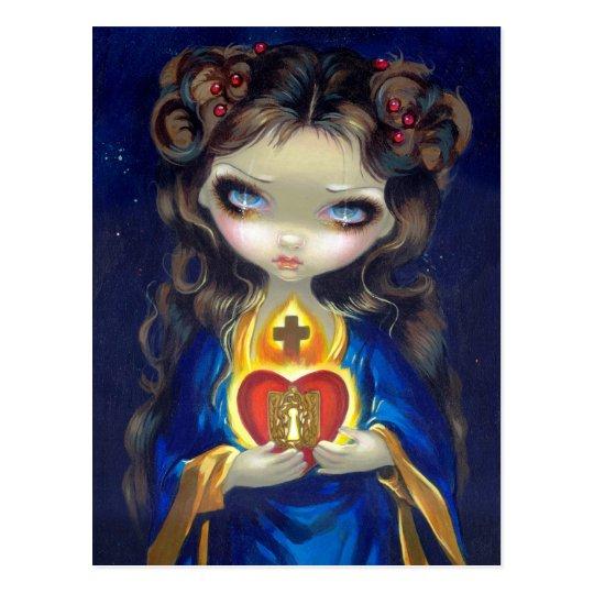 """""""Occulta Cordis"""" Postcard"""