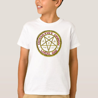 Occultist Union Local 666     0019 T-Shirt