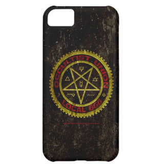 OCCULTIST UNION LOCAL 666 019 iPhone 5C COVER