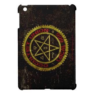 OCCULTIST UNION LOCAL 666    019 iPad MINI CASES