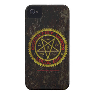 OCCULTIST UNION LOCAL 666    019 iPhone 4 COVER