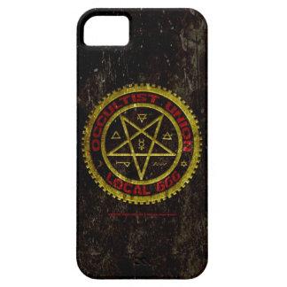 OCCULTIST UNION LOCAL 666    019 iPhone SE/5/5s CASE