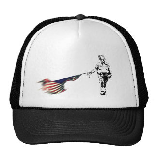 Occupational Hazzard Trucker Hat