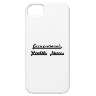 Occupational Health Nurse Classic Job Design iPhone 5 Cover