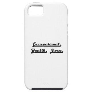 Occupational Health Nurse Classic Job Design iPhone 5 Cases