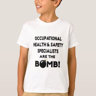 Occupational HS Specialists Are The Bomb! T-Shirt