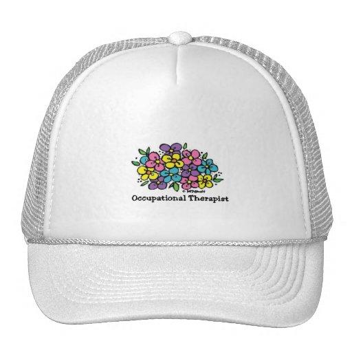 Occupational Therapist Blooms 1 Trucker Hat