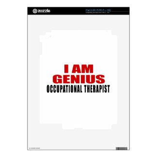 OCCUPATIONAL THERAPIST DESIGNS iPad 2 SKINS