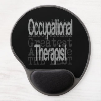 Occupational Therapist Extraordinaire Gel Mouse Pad