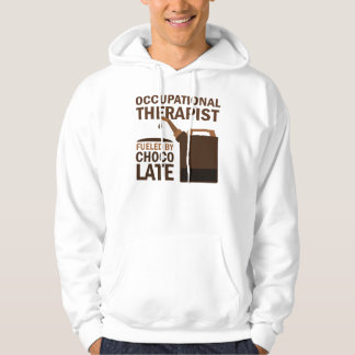 Occupational Therapist (Funny) Chocolate Hoodie