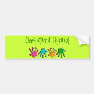 Occupational Therapist Gifts Car Bumper Sticker