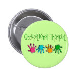 Occupational Therapist Gifts Button
