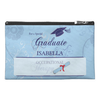 Occupational Therapist Graduation, Gift Travel Accessory Bag