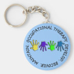 Occupational Therapist Key Chain
