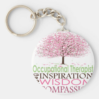 Occupational Therapist Keychain