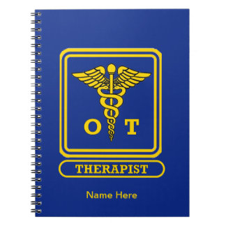 Occupational Therapist Note Book