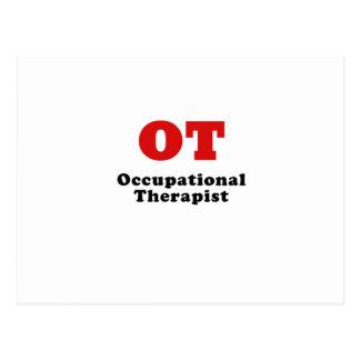 Occupational Therapist Postcard