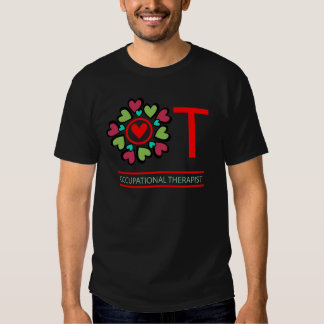 Occupational therapist tshirts