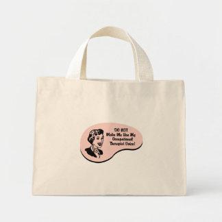 Occupational Therapist Voice Mini Tote Bag