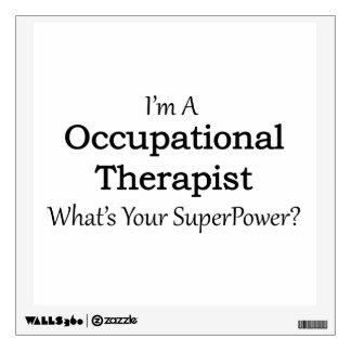 Occupational Therapist Wall Sticker